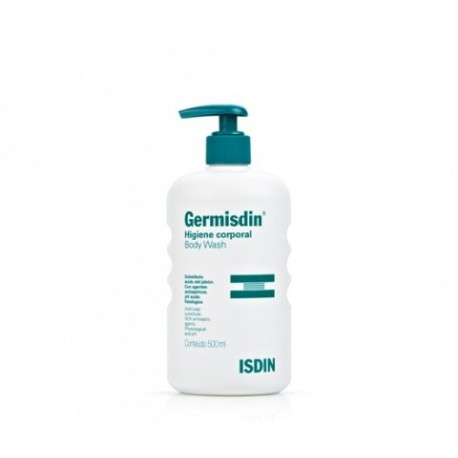 Germisdin higiene corporal 500ml con dosificador