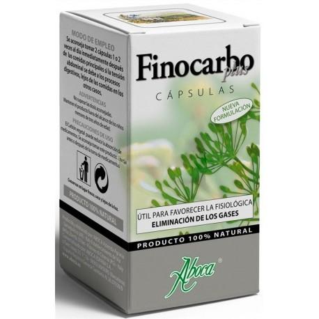 FINOCARBO PLUS - 50 CÁPSULAS