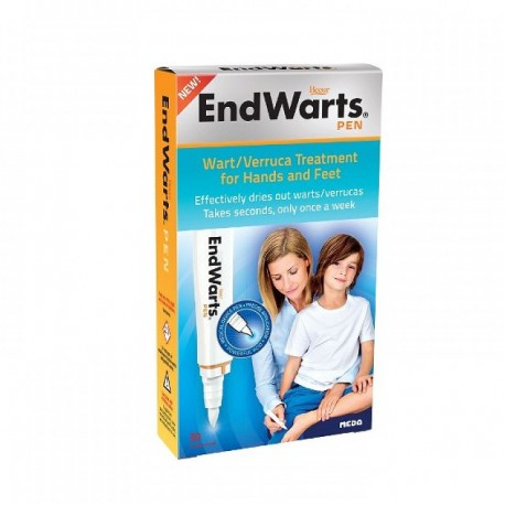 Endwarts Pen Lápiz Aplicador Antiverrugas 3 ML