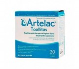 Artelac Wipes 20 Toallitas