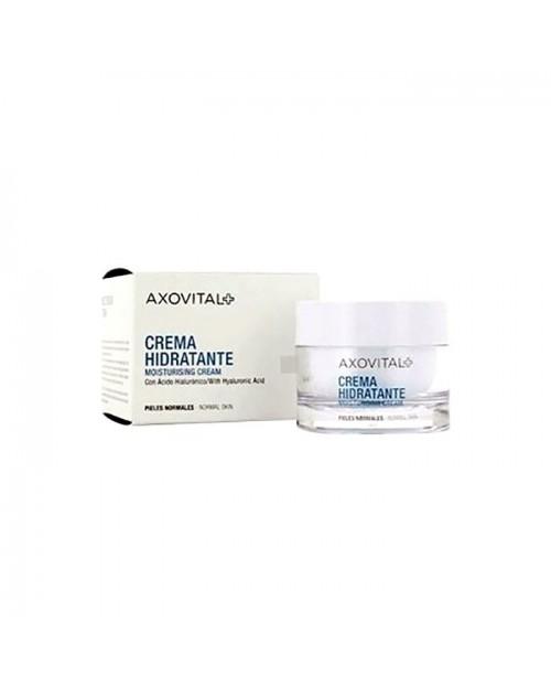 Axovital crema hidratante facial piel seca 50ml
