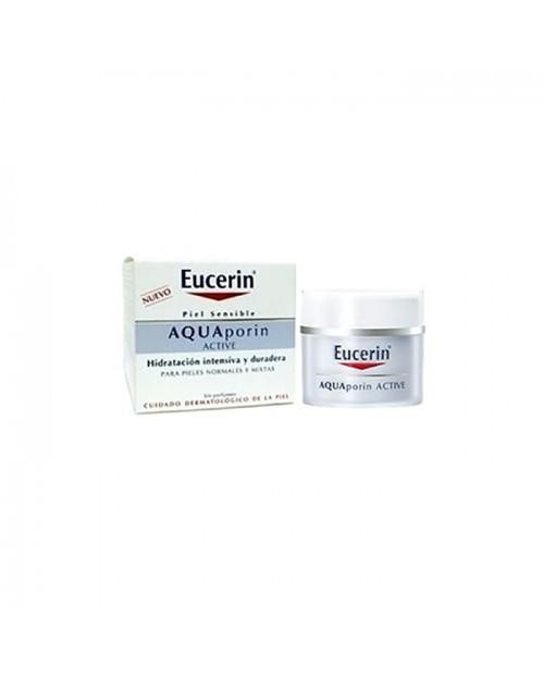 Eucerin® Aquaporin Active piel normal/mixta tarro 50ml