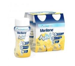 Meritene activ 4 botellas sabor vainilla de 125 ml