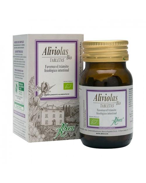 Aboca Aliviolas Bio 90 Tabletas